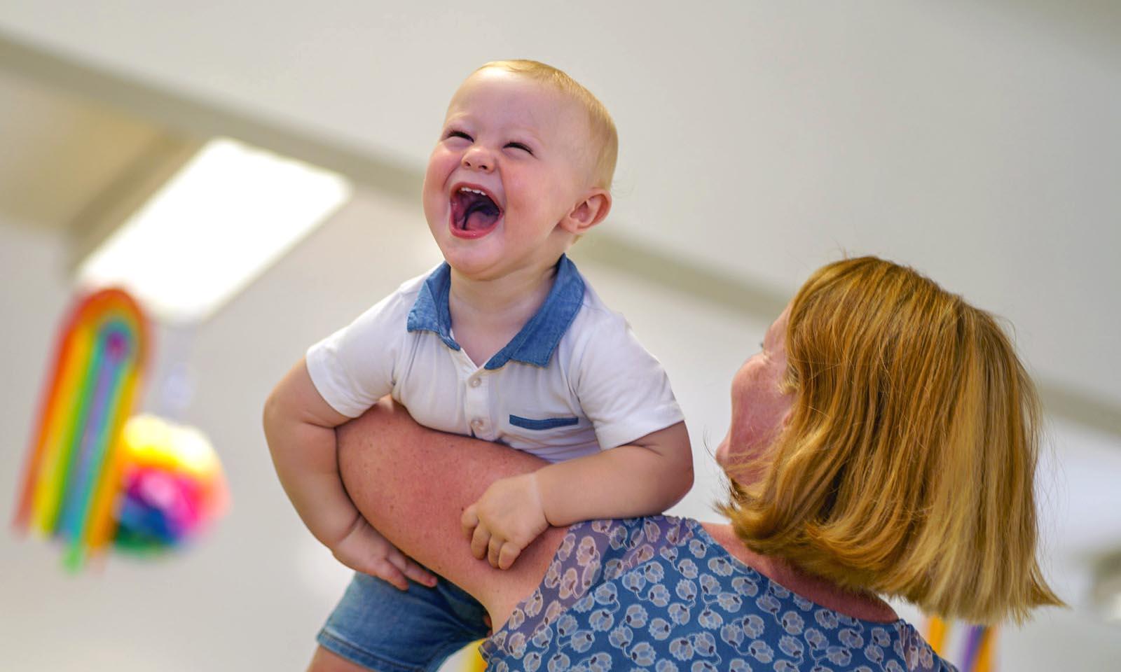 Angebot für Kinderbetreuungseinrichtungen