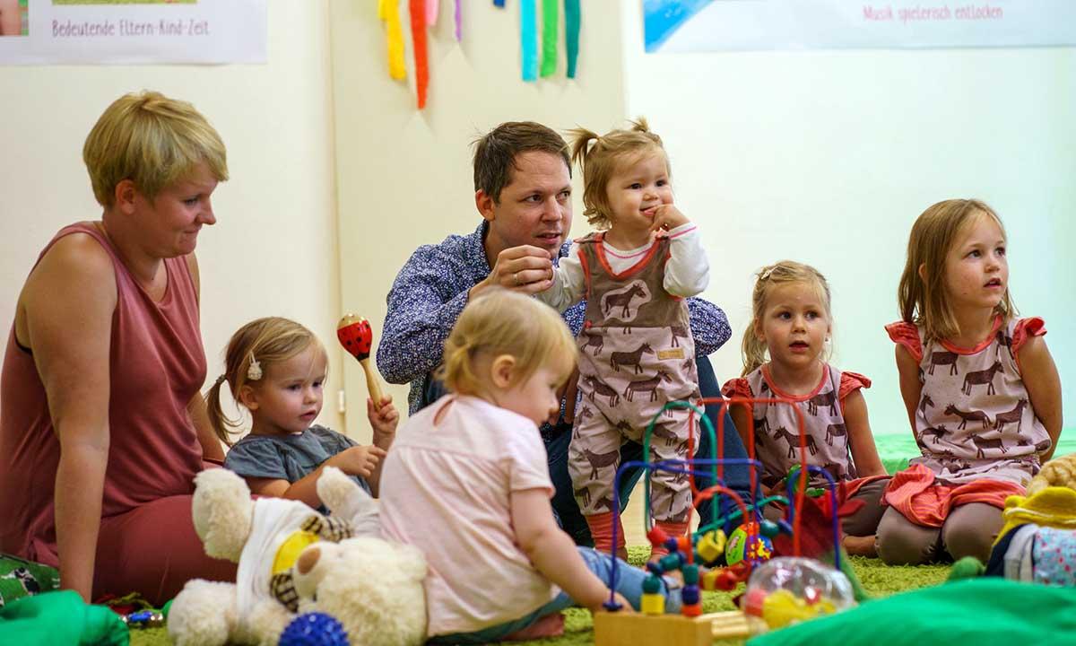 Eltern-Kind-Zentren
