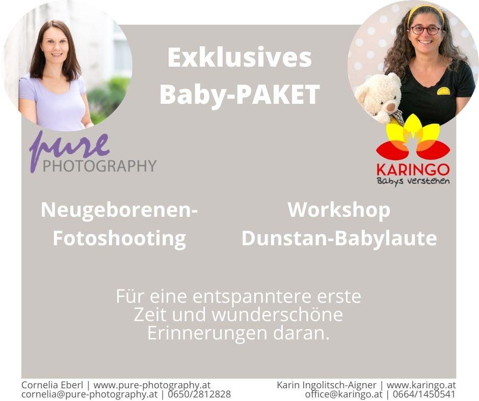 Gutschein pure-photography & KARINGO